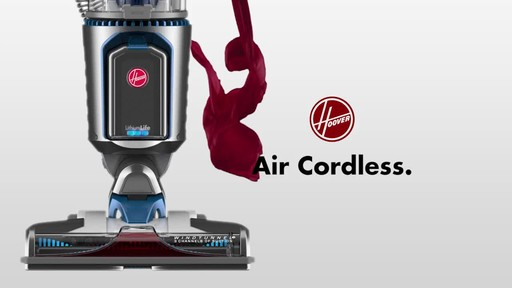 Hoover Air Cordless Upright Vacuum 187 English Canadian Tire