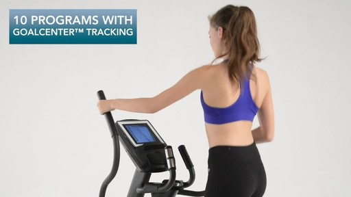 Horizon CE8.8 Elliptical - image 4 from the video