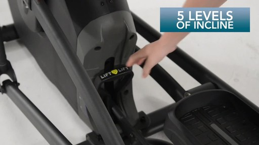 Horizon CE8.8 Elliptical - image 6 from the video