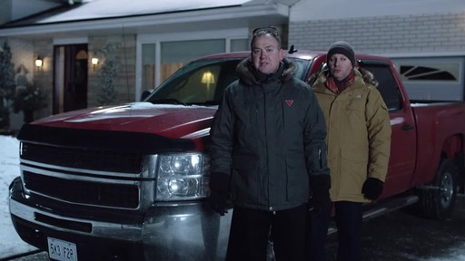 Hockey Practice - The Canadian Tire Ice Truck Commercial  - image 1 from the video