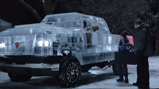 Hockey Practice - The Canadian Tire Ice Truck Commercial  - image 8 from the video