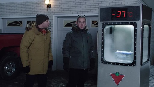 Hockey Practice - The Canadian Tire Ice Truck Commercial (Extended) - image 2 from the video