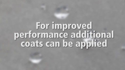 Never Wet Multi-Surface Liquid Repelling Treatment - image 6 from the video