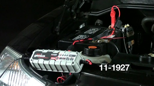 Noco Genius G3500 Smart Battery Charger - image 8 from the video