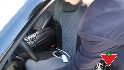 Glovebox Deluxe Air Massage Cushion - image 1 from the video