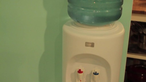 Aquverse Water Cooler - Kristine's Testimonial - image 1 from the video