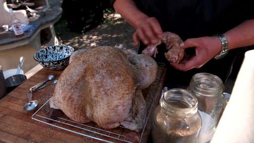 Bradley Smokers - Bradley Smoked Turkey - image 5 from the video