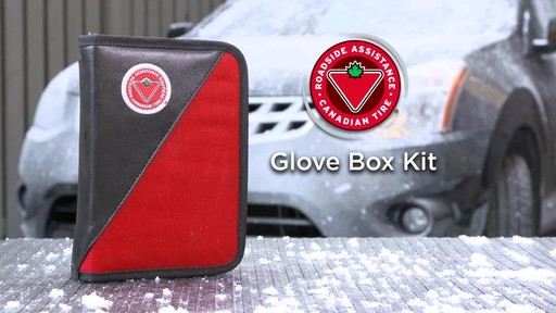 Canadian Tire Roadside Assistance Glove Box Kit - image 1 from the video