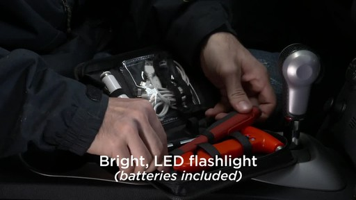 Canadian Tire Roadside Assistance Glove Box Kit - image 3 from the video