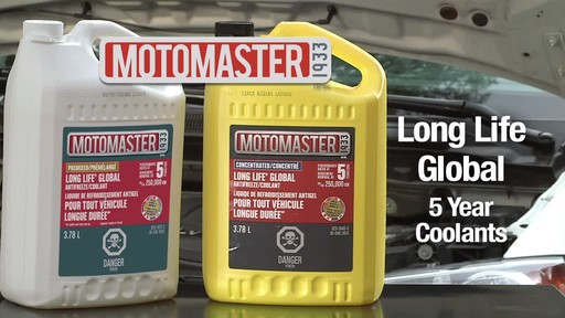 MotoMaster Long-life Premixed Antifreeze/Coolant - image 1 from the video