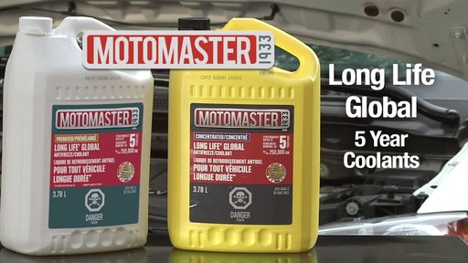 MotoMaster Long-life Premixed Antifreeze/Coolant - image 10 from the video
