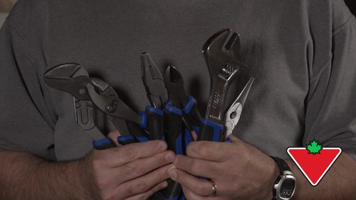 Mastercraft 6-piece Wrench & Plier Set - Conrad's Testimonial - image 8 from the video