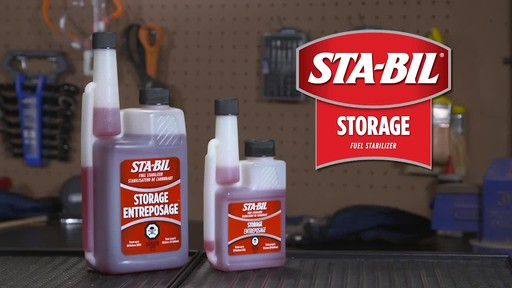 Sta-Bil Fuel Stabilizer - image 1 from the video