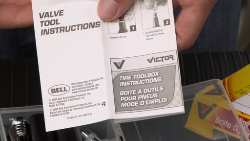 Victor Tire Toolbox - image 3 from the video