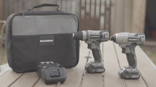 MAXIMUM 12V Max Drill & Driver - Troy's Testimonial - image 1 from the video