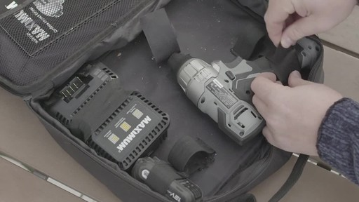 MAXIMUM 12V Max Drill & Driver - Troy's Testimonial - image 3 from the video