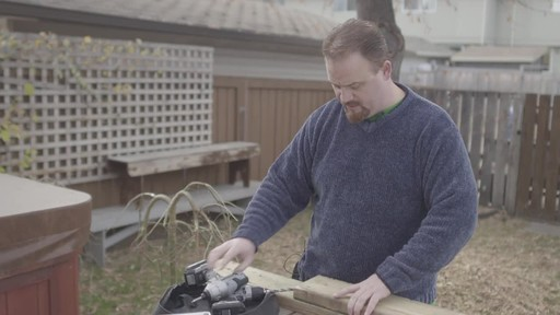 MAXIMUM 12V Max Drill & Driver - Troy's Testimonial - image 9 from the video