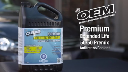 OEM XL European Premix Coolant, 3.78L - image 10 from the video
