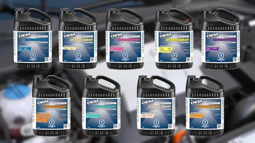 OEM XL European Premix Coolant, 3.78L - image 8 from the video