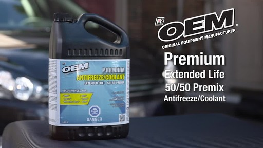 OEM XL European Premix Coolant, 3.78L - image 9 from the video