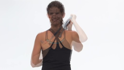 Gaiam Restore Pinpoint Back Massager - image 3 from the video
