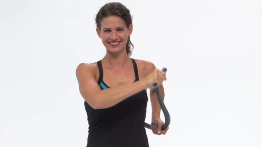 Gaiam Restore Pinpoint Back Massager - image 5 from the video