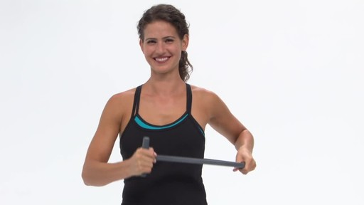 Gaiam Restore Pinpoint Back Massager - image 8 from the video