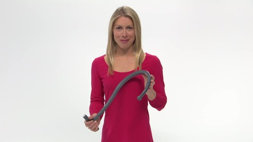 Gaiam Restore Pinpoint Back Massager - image 9 from the video
