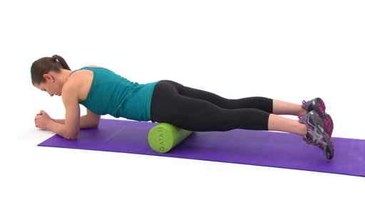 Restore High Denisty Foam Muscle Roller - image 2 from the video