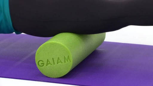 Restore High Denisty Foam Muscle Roller - image 3 from the video