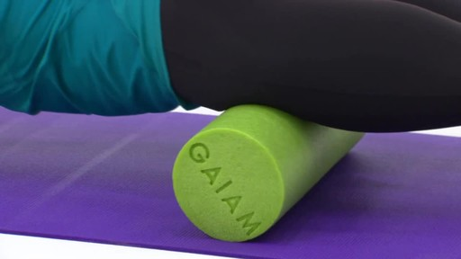Restore High Denisty Foam Muscle Roller - image 4 from the video