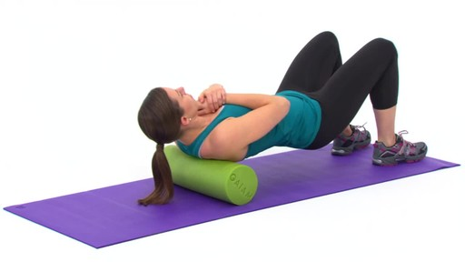 Restore High Denisty Foam Muscle Roller - image 5 from the video