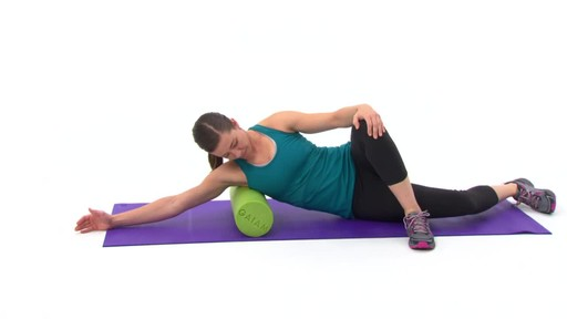Restore High Denisty Foam Muscle Roller - image 6 from the video