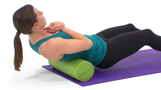 Restore High Denisty Foam Muscle Roller - image 7 from the video