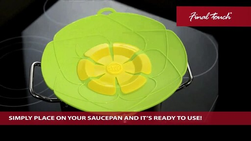 Final Touch® Boil Guard™ Spill Stopper - image 5 from the video