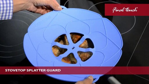 Final Touch® Boil Guard™ Spill Stopper - image 8 from the video
