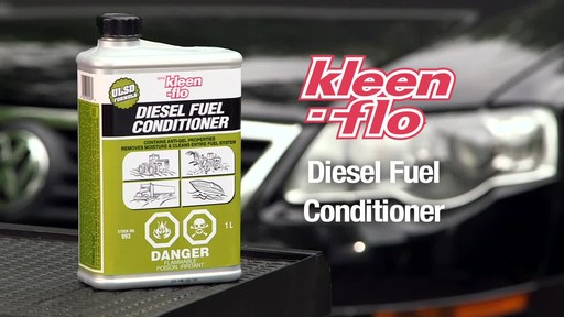 Kleen-Flo Diesel Fuel Conditioner - image 10 from the video