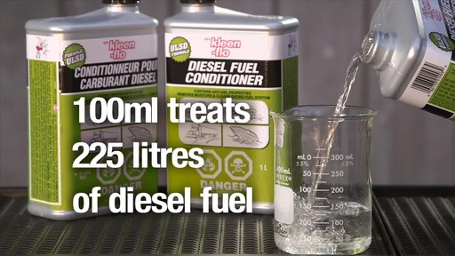 Kleen-Flo Diesel Fuel Conditioner - image 9 from the video