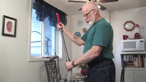 Dyson Multi Floor Upright Vacuum - Paul's Testimonial - image 6 from the video