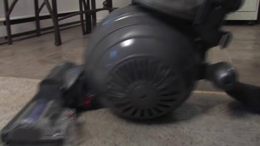 Dyson Multi Floor Upright Vacuum - Paul's Testimonial - image 8 from the video