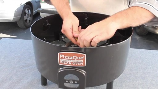 Pizzacraft PizzaQue Propane Pizza Oven- Assembly - image 4 from the video