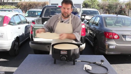 Pizzacraft PizzaQue Propane Pizza Oven- Assembly - image 8 from the video