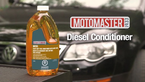 MotoMaster Fuel Conditioner with Anti-Gel - image 1 from the video