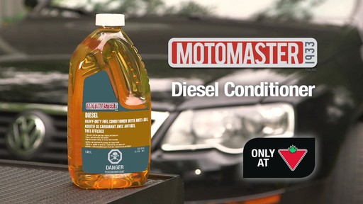 MotoMaster Fuel Conditioner with Anti-Gel - image 10 from the video