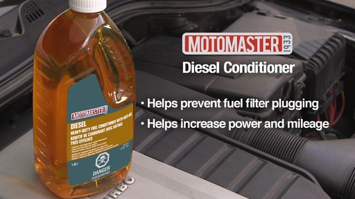 MotoMaster Fuel Conditioner with Anti-Gel - image 8 from the video