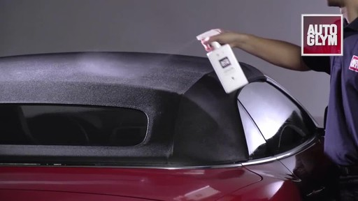 Autoglym Convertible Top Maintenance System - image 7 from the video
