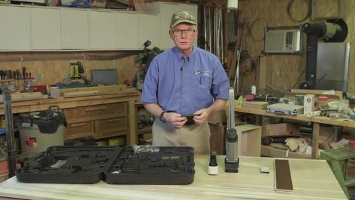 MAXIMUM Flooring Nailer - Graham's Testimonial - image 4 from the video