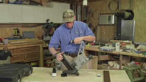 MAXIMUM Flooring Nailer - Graham's Testimonial - image 6 from the video