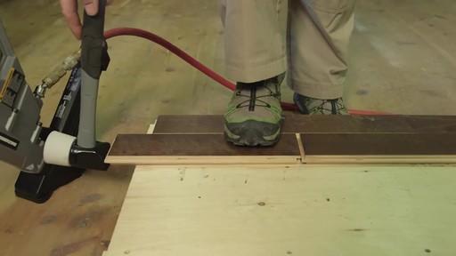 MAXIMUM Flooring Nailer - Graham's Testimonial - image 9 from the video
