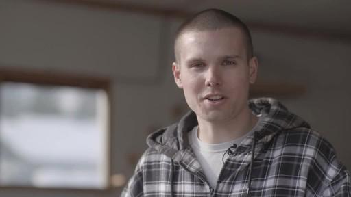 MAXIMUM 20V Brushless Impact Driver - Brandon's Testimonial - image 6 from the video